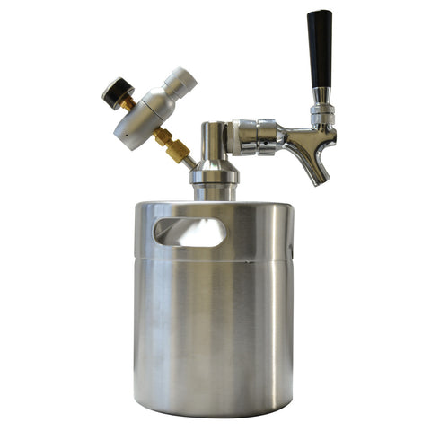 2 Liter Beer Keg Dispensing System