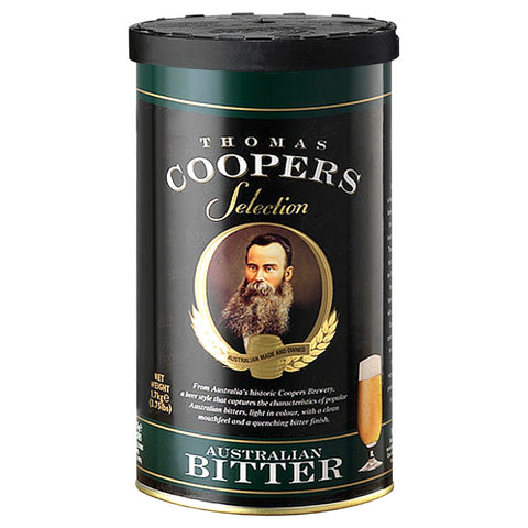 Coopers Selection Australian Bitter Can