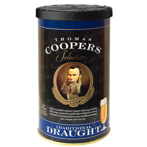 Coopers Selection Traditional Draught Can