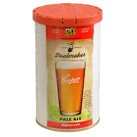 Coopers Thomas Selection Bootmaker Pale Ale Beer Can