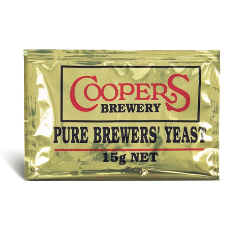 Coopers Dry Yeast 15 g