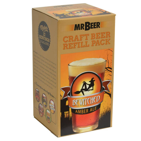 MR. BEER BEWITCHED AMBER ALE REFILL