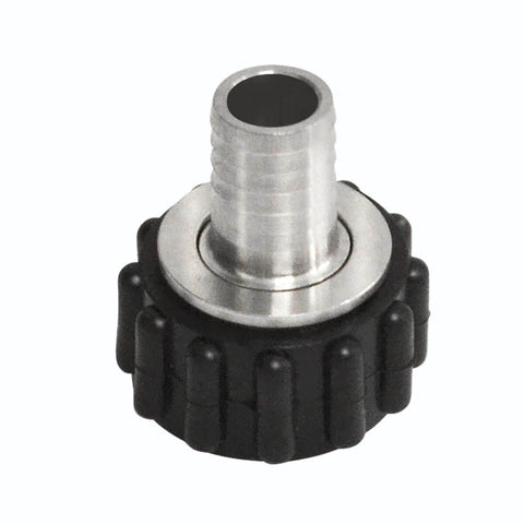"Quick Connector 1 / 2"" NPT To Straigth Barb"