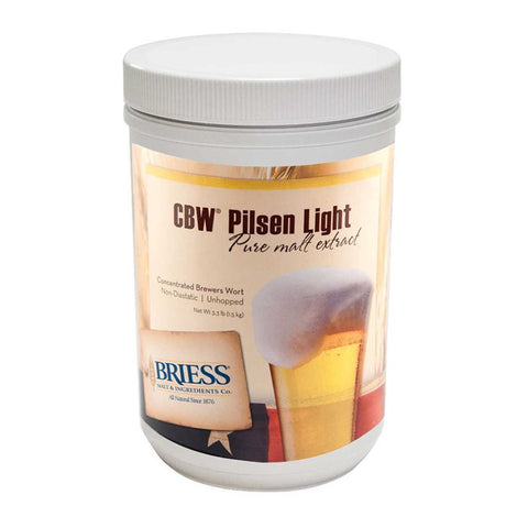 Briess LME Pilsen Light 3.3 lb HB Canister