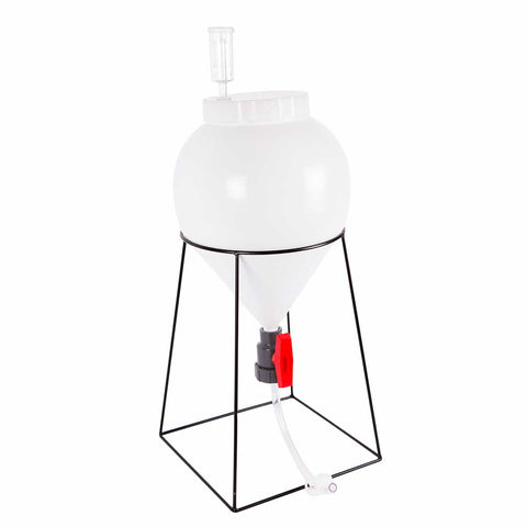 Fastferment 3 Gallon Plastic Fermenter With Stand