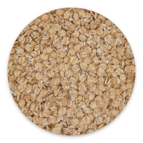OiO Toasted Wheat Flakes 1 lb