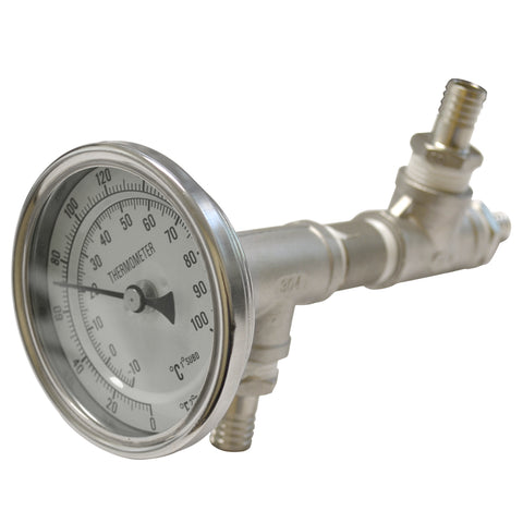 Inline Oxygenation Assembly Stainless