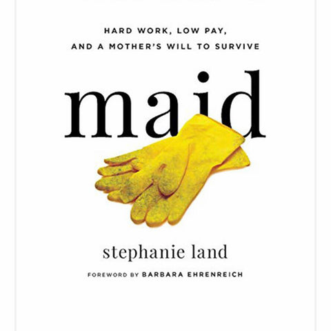 Maid Book Cover