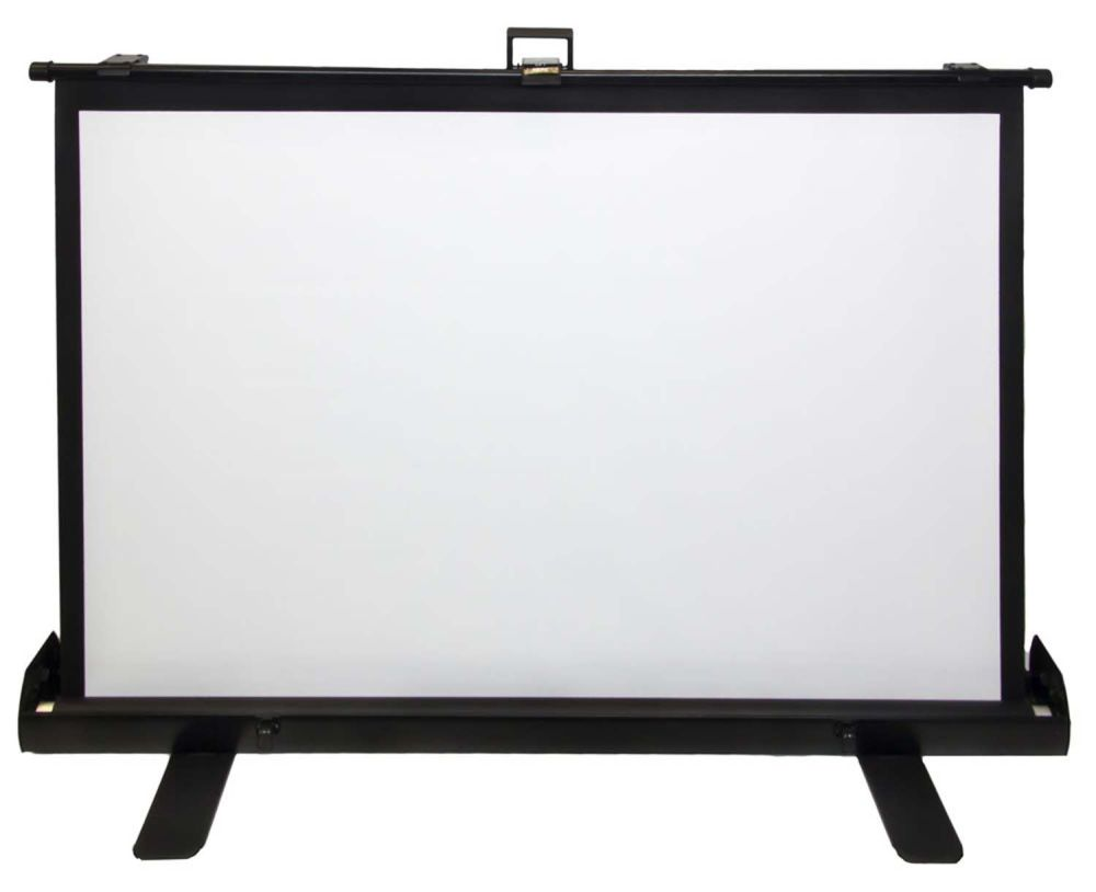 Portable Freestanding Floor Pull-up Projector Screen