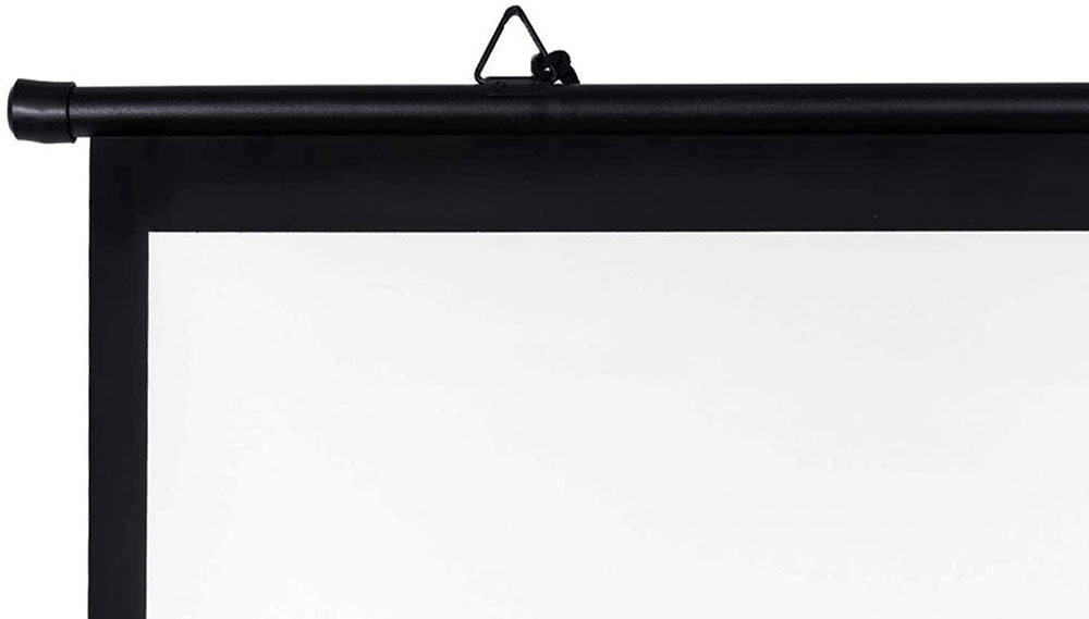 Simple bar projection screen