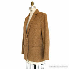 Hermes Tweed Blazer NEW!!