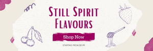 Shop Still Spirts line of flavorings