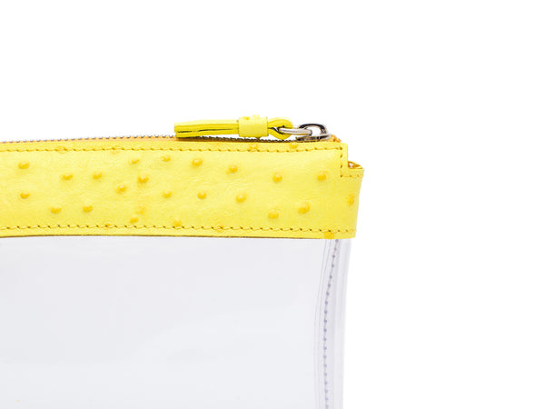 Travel Bag | Ruby ⋅ Alice ⋅ Neon Yellow