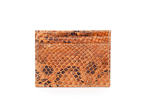 Card Holder | Python ⋅ Chiara ⋅ Sunset