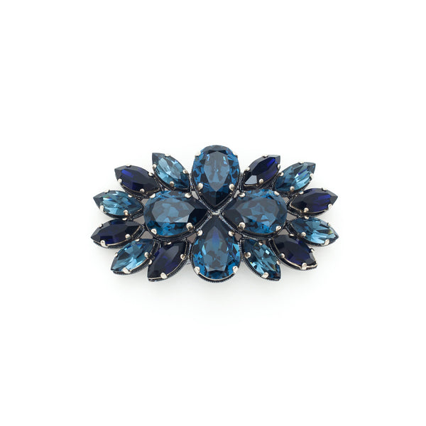 Brooch | Kimia ⋅ Navy