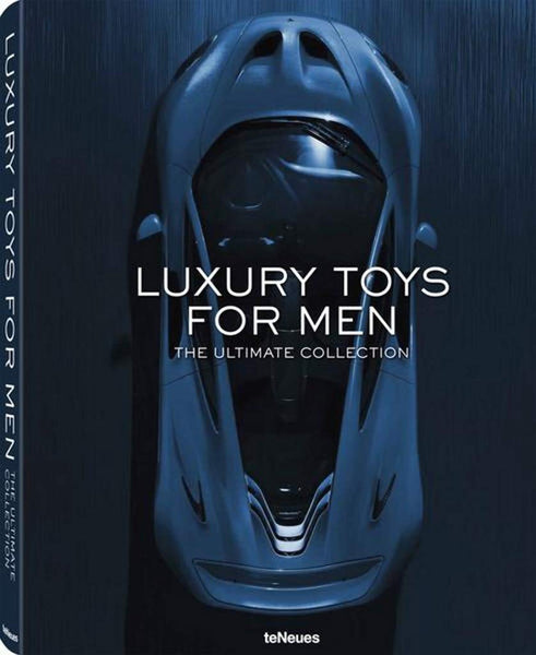 Book | Luxury Toys For Men