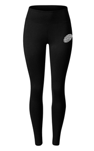 Fingerprint Leggings