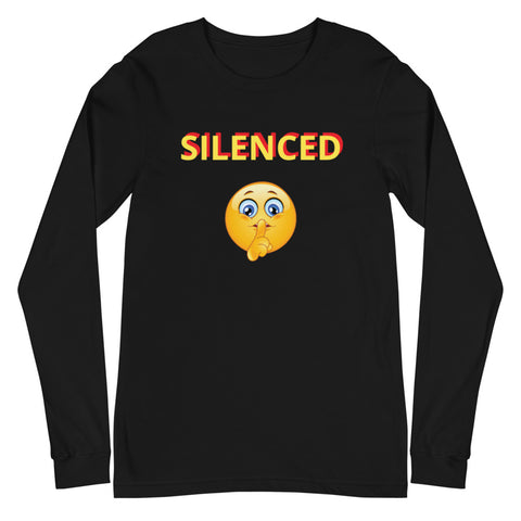 Unisex SILENCED Long Sleeve Tee