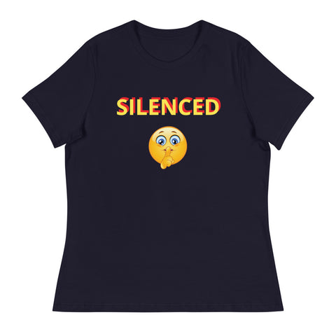 Women's SILENCED Relaxed T-Shirt