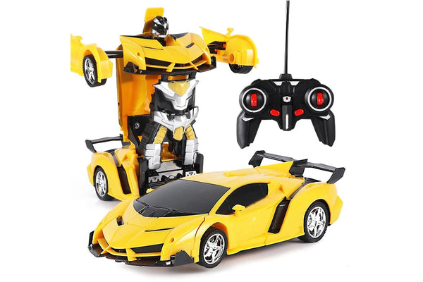 Exceptional Quality Remote Control Transformer Car Toy at Toys Vendor