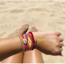 Load image into Gallery viewer, SUNSET Loom Bracelet