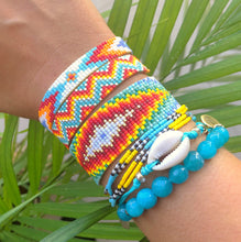 Load image into Gallery viewer, RAINBOW DREAM Loom Bracelet