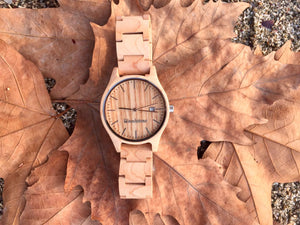 Best unique gift ideas wood watches fall