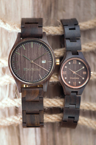 Woodstone wooden watches