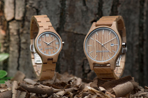 wooden watches black friday