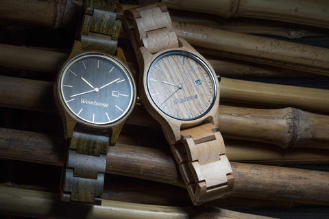 Woodstone wood watches