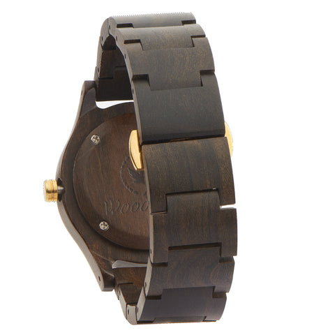 Troy sandal wood wooden watch