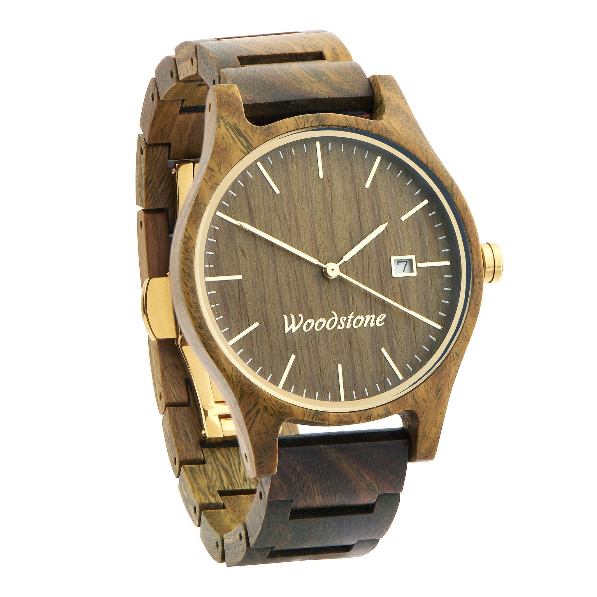 wooden high timepieces watch products black holzuhr watches oliver edition redmont quality