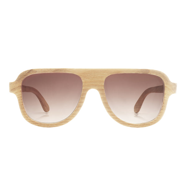 Woodstone James Oak Wooden Eyewear