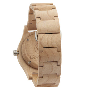 Troy maple wood wooden watch