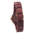 Queen purpleheart wood wooden watch