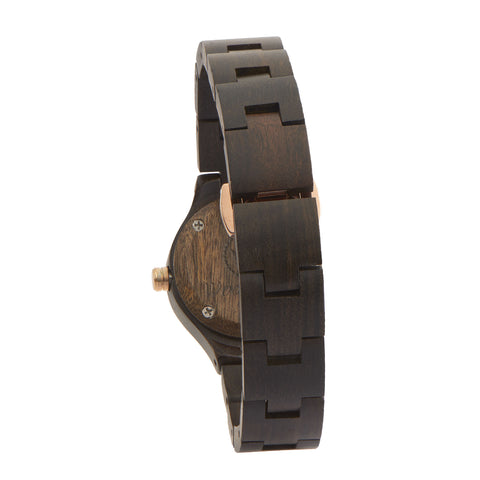 Queen sandal wood wooden watch