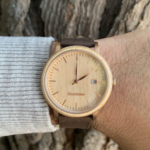 Florence Maple - Rose Gold