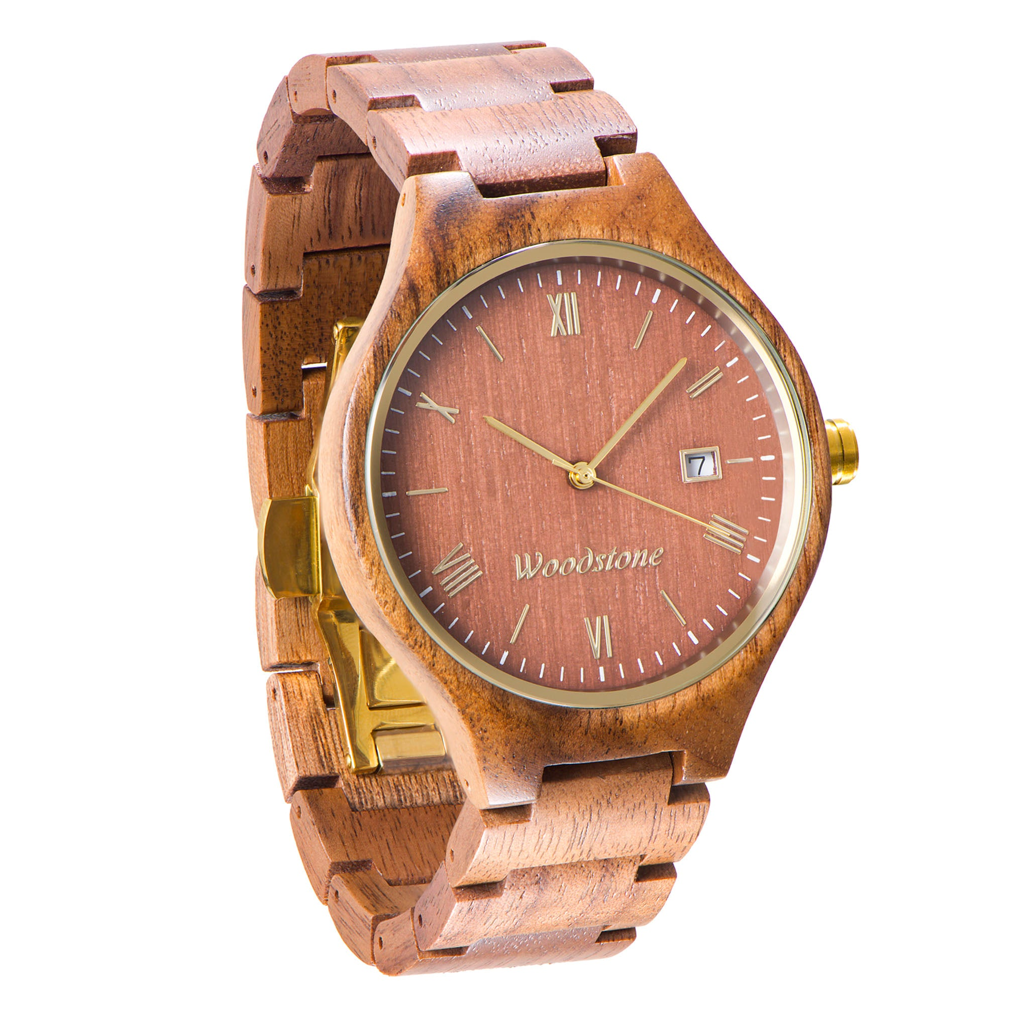 woodstone watch high rome watches natural walnut quality wood price wooden