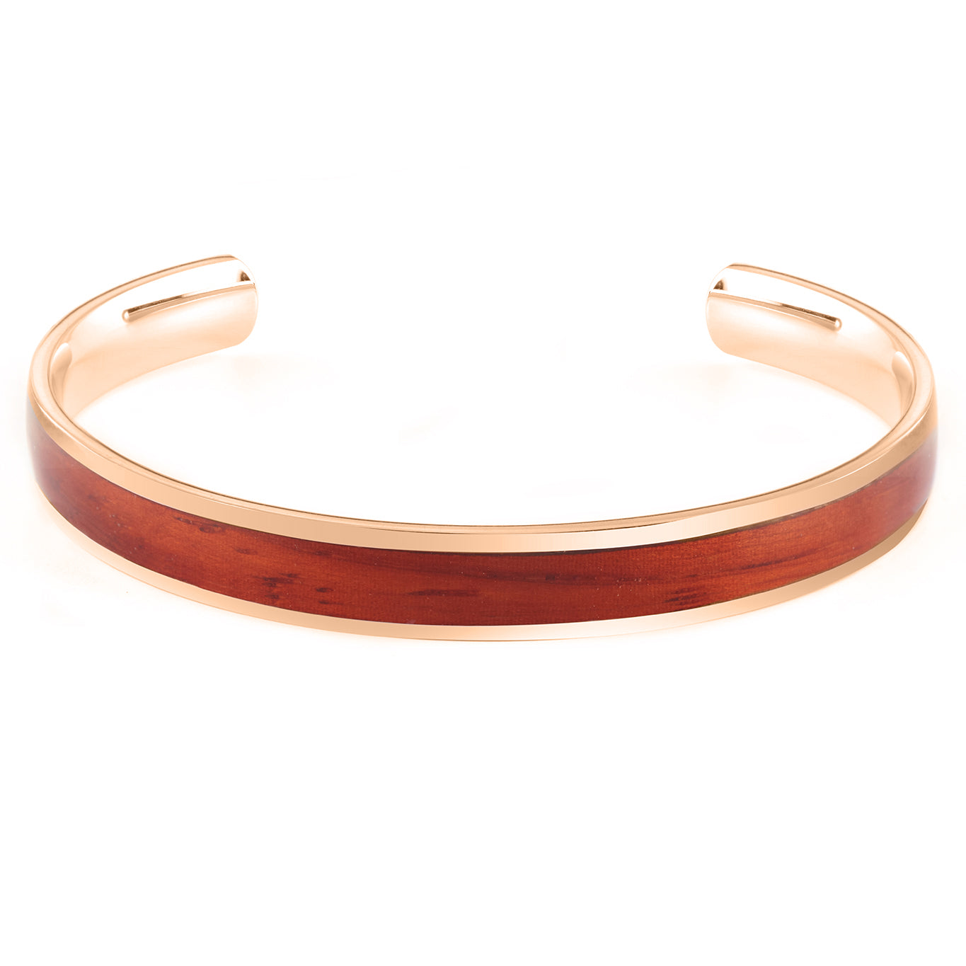 Diana Rosewood - Rosegold Bangle
