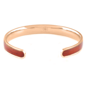Diana Rosewood - Rosegold Bangle Back