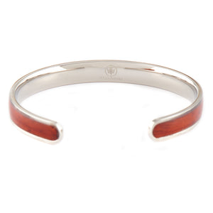 Diana Rosewood - Silver Bangle