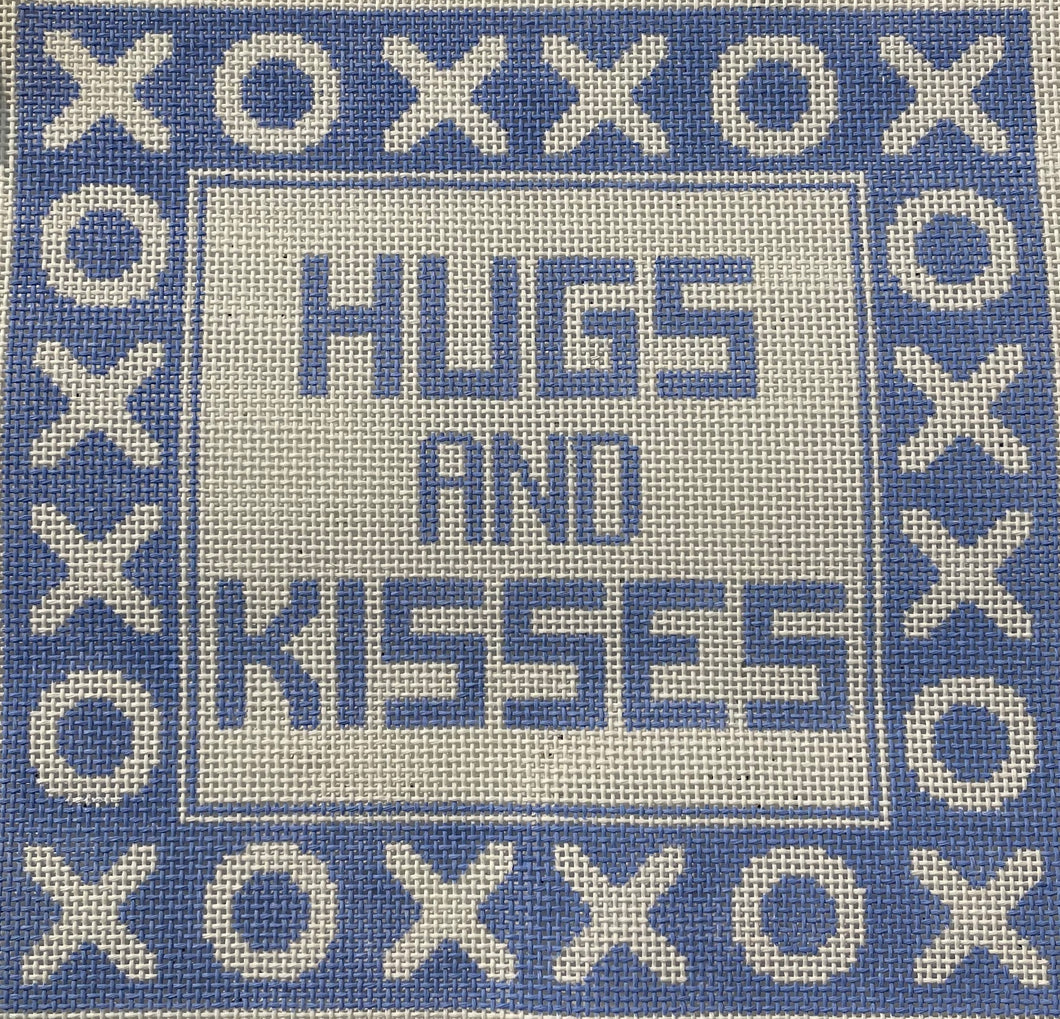 Hugs and Kisses (Blue)