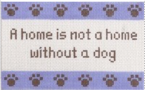 A Home Is Not A Home (Dog)