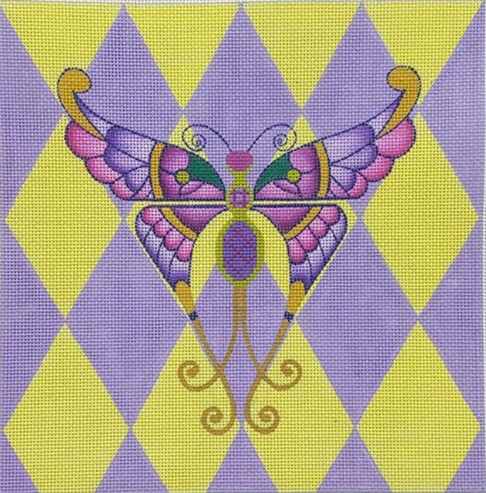 Art Deco Moth