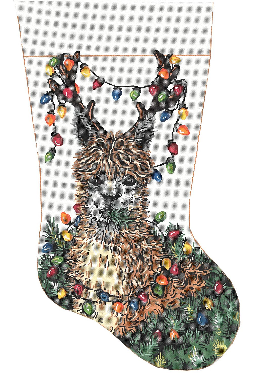 Light It Up Stocking
