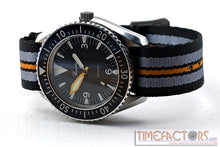 Load image into Gallery viewer, TIMEFACTORS NATO/G10 BOND WITH A TWIST