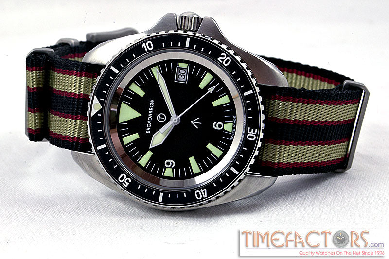 TIMEFACTORS NATO/G10 YAB (YET ANOTHER BOND)