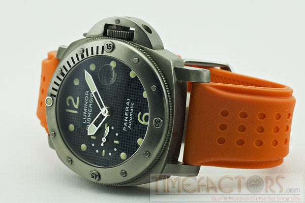TIMEFACTORS SILICONE RUBBER BLACK/BLUE/ORANGE