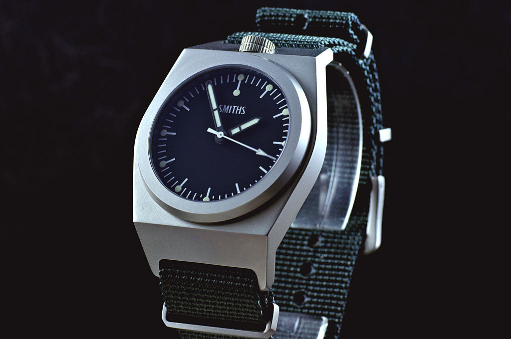SMITHS NATO Watch PRS-40 AUTOMATIC