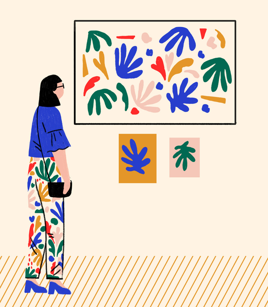 Having a Matisse Moment